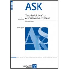 Test deduktivního a kreativního myšlení - ASK