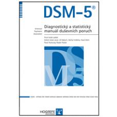 DSM-5 - Diagnostický a statistický manuál duševních poruch