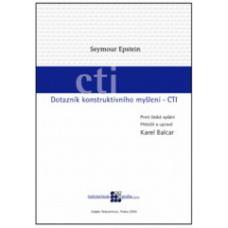 Dotazník konstruktivního myšlení - CTI