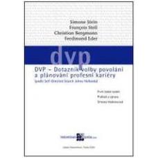 DVP - Dotazník volby povolání a plánování profesní kariéry