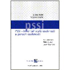 PSSI - Inventář stylů osobnosti a poruch osobnosti