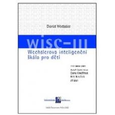 WISC-III - Wechslerova inteligenční škála pro děti