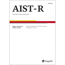 AIST-R Test štruktúry záujmov